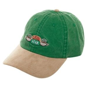 Central Perk FRIENDS TV Show Dad Style Hat Cap